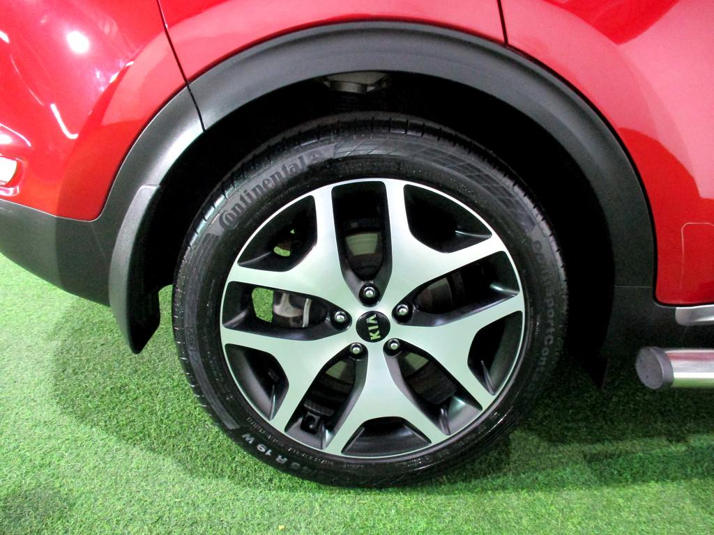 2018 SPORTAGE 1.6 TGDI AWD DCT GT
