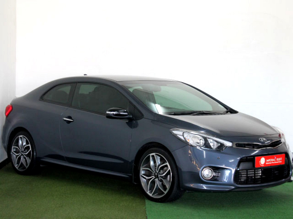 2016 KIA CERATO 1.6 KOUP T‑GDI AT