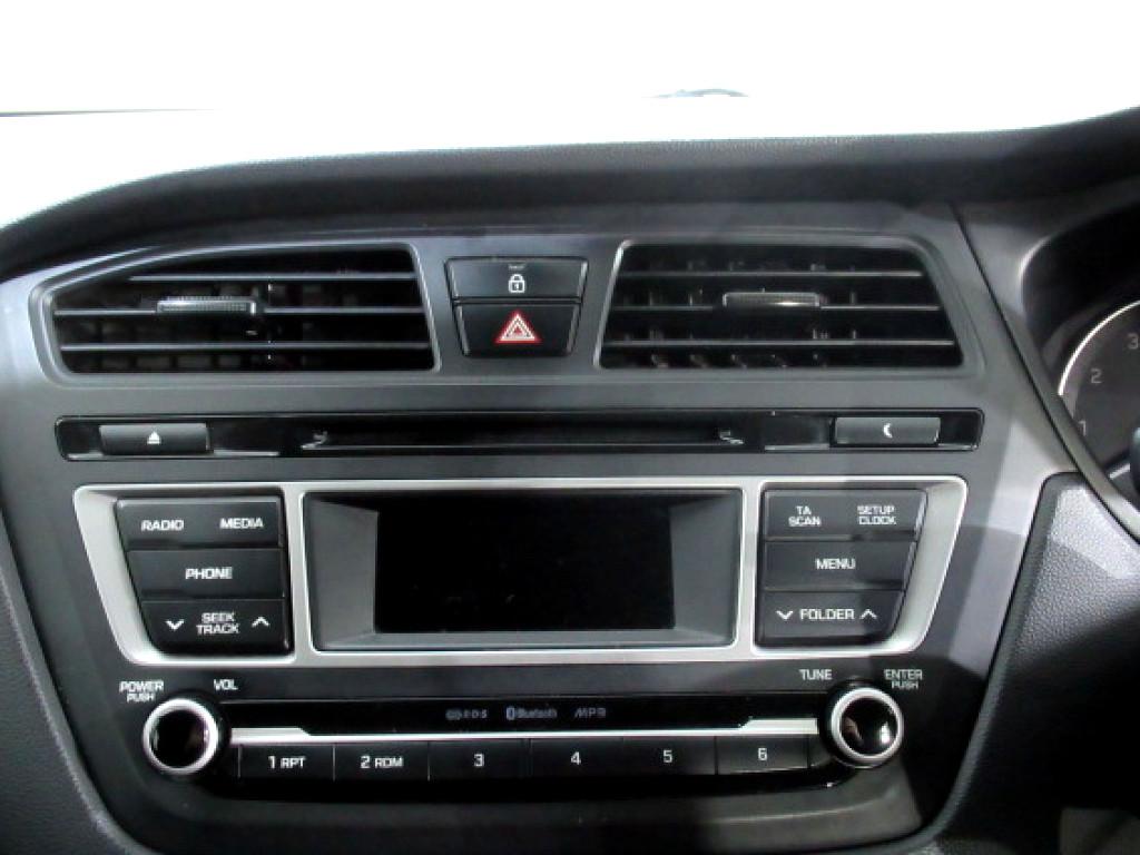 2016 Hyundai I10 /  I20 / I30 I20 1.4 Fluid