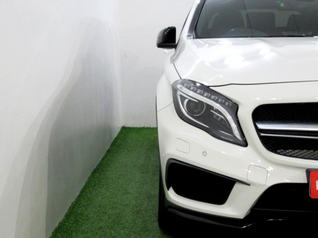 2016 Mercedes‑benz Gla Gla 45 Amg