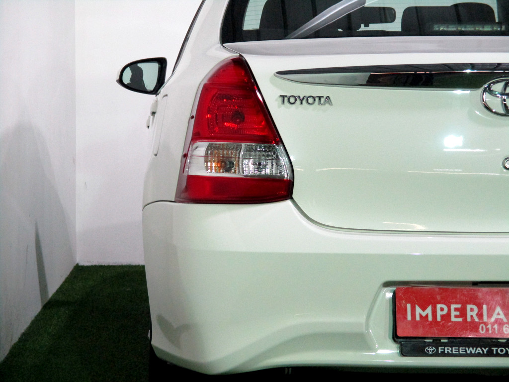 Used Toyota Etios 1.5 Xs/sprint at Imperial Select The ...