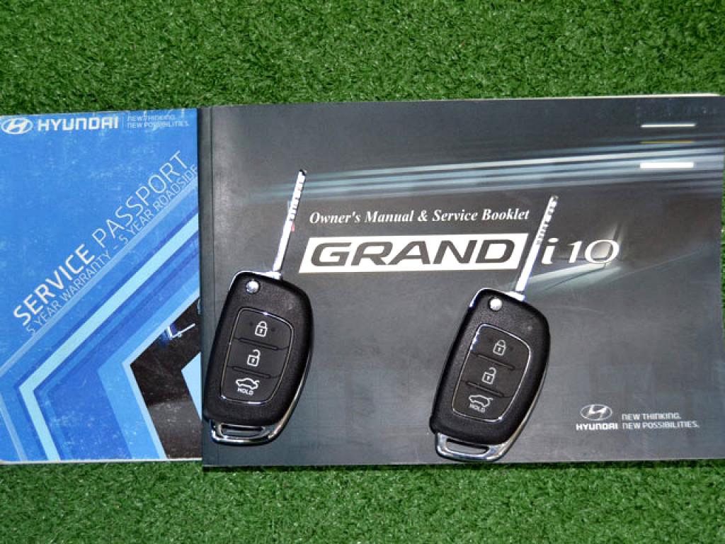 2018 GRAND i10 1.25 FLUID M/T F/L