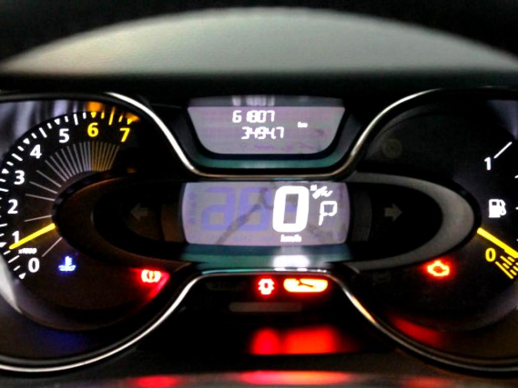 2015 Renault Captur1.2t Dynamique Edc 5dr (88kw)