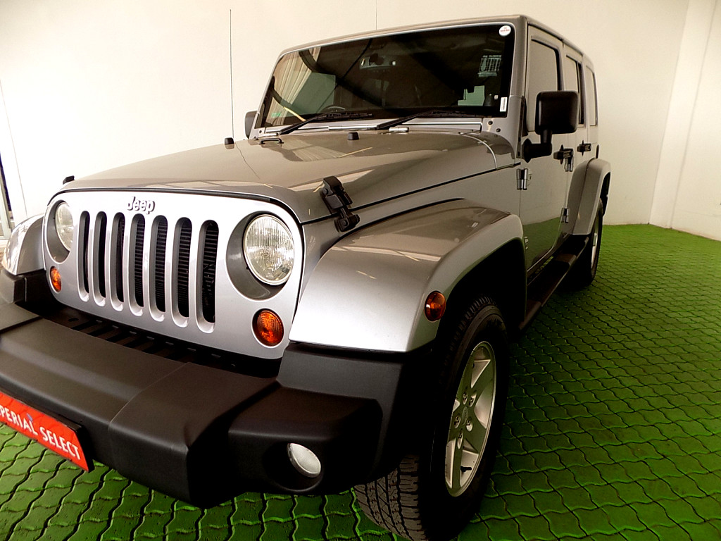 2014 JEEP WRANGLER UNLIMITED 3.6 SAHARA AT