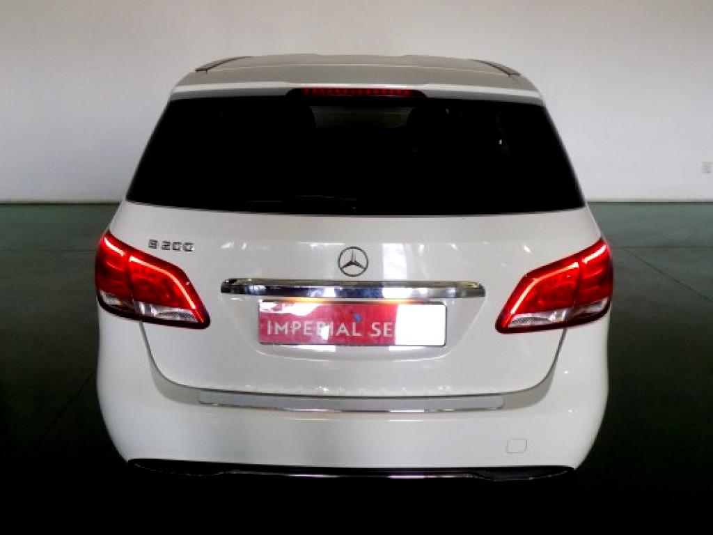 2015 Mercedes‑benz B Class B 200 Be a/t