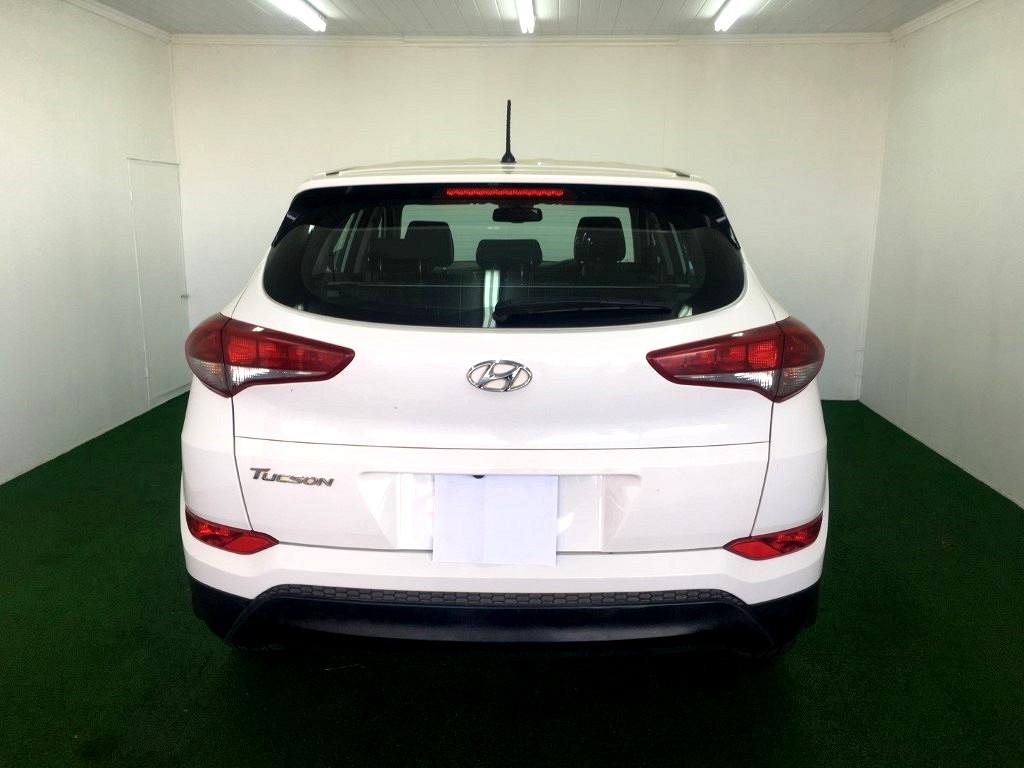 2018 Hyundai Tucson Tucson 2.0 Premium a/t