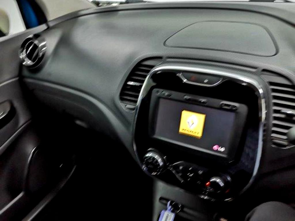 2015 Renault Captur 1.2t Dynamique Edc 5dr (88kw)