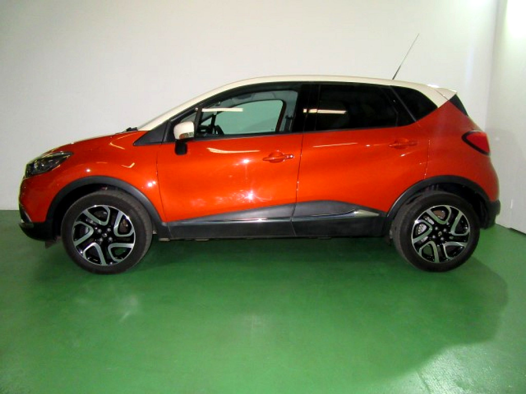 2017 RENAULT CAPTUR 1.2 TURBO EDC DYNAMIQUE