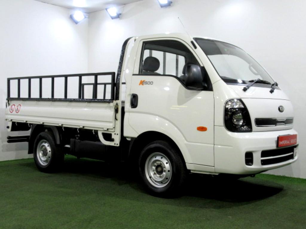 2017 Kia K 2500 K 2500 P/U S/c