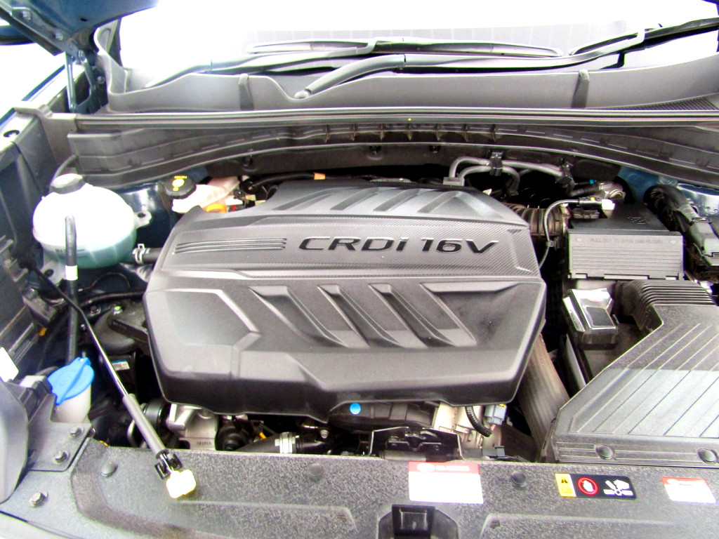 2019 SPORTAGE AWD 2.0D AT EX