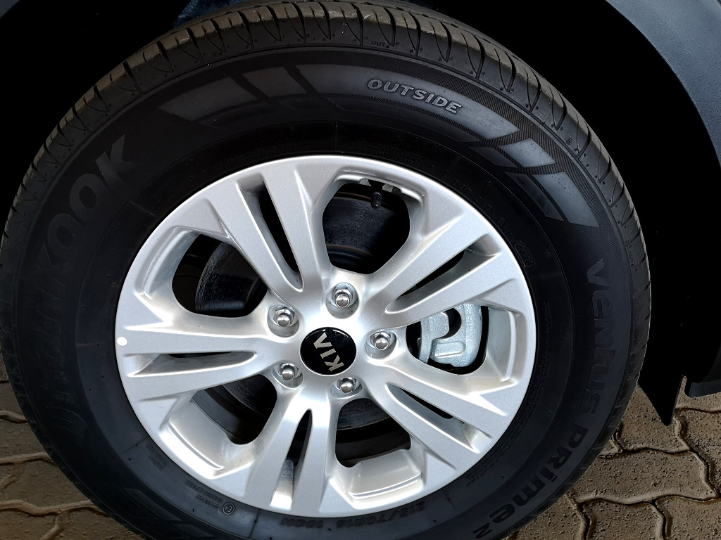 2017 SPORTAGE 2WD 2.0P MAN IGNITE