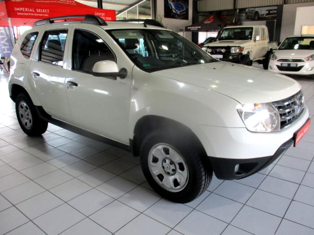 2015 DUSTER EXPRESSION 1.6 M/T
