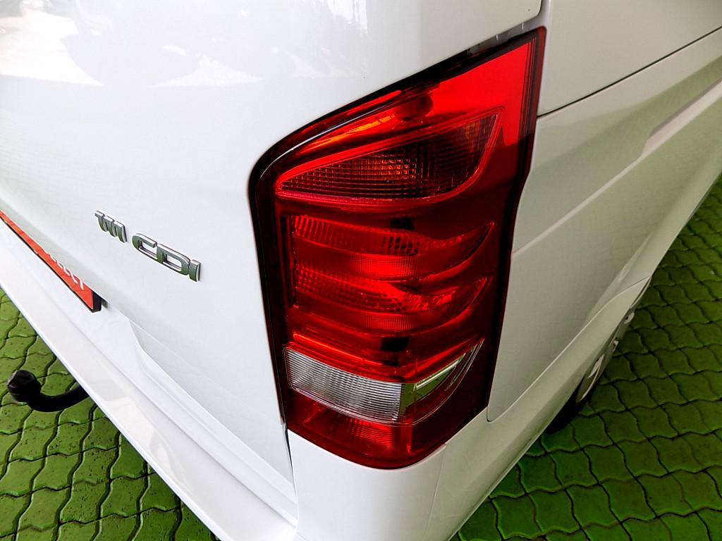 2017 MERCEDES VITO 111 1.6 CDI TOURER PRO