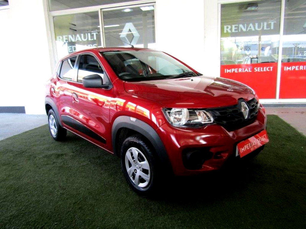 2018 KWID 47KW EXPRESSION 5DR