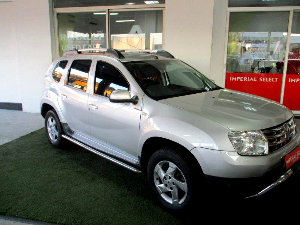 2013 NEW DUSTER 1.6 EXPRESSION