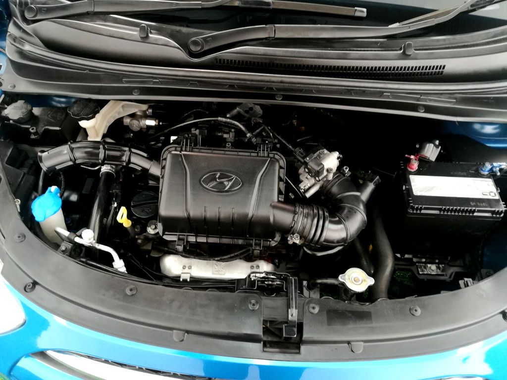 2017 Hyundai I10 1.1 MOTION MANUAL