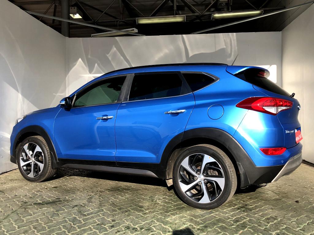 2016 Hyundai Tucson Tucson 1.6 Tgdi Elite Dct Awd
