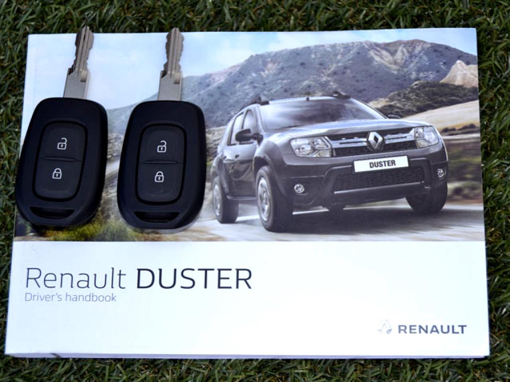 2018 Duster 1.5 Dci Dynamique 4x4