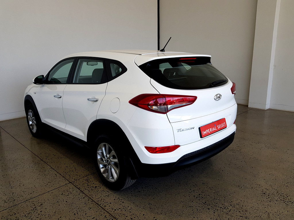 2018 HYUNDAI TUCSON 2.0 PREMIUM AT