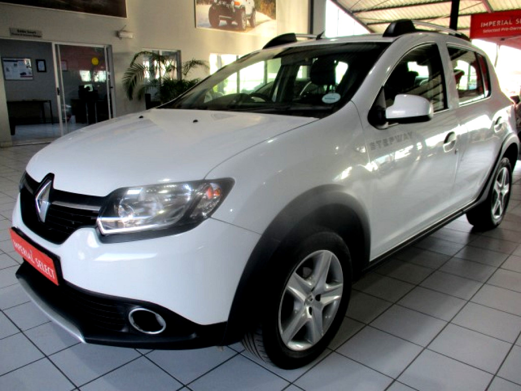 2017 SANDERO 66KW TURBO STEPWAY