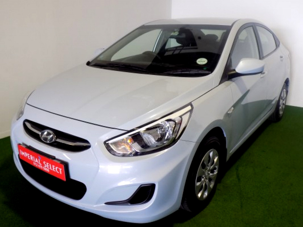 2017 ACCENT 1.6 MOTION MANUAL