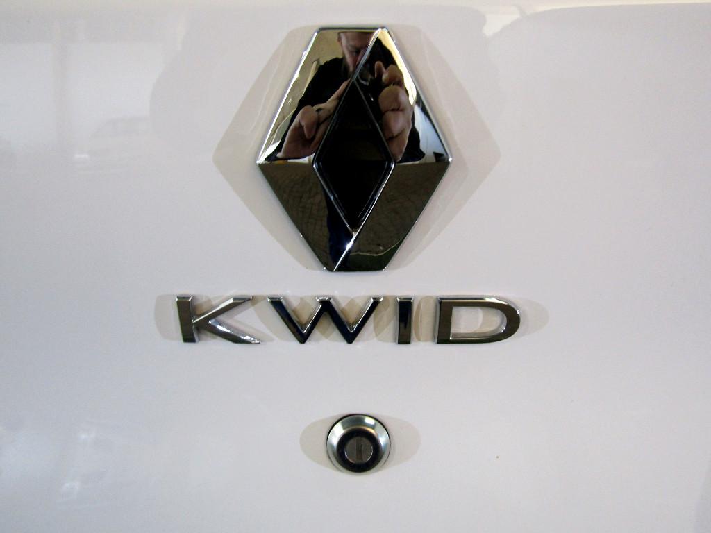 2017 KWID 1.0 DYNAMIQUE 5DR