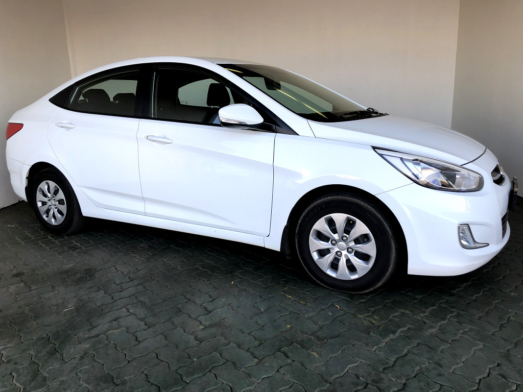 2016 ACCENT 1.6 FLUID AUTOMATIC