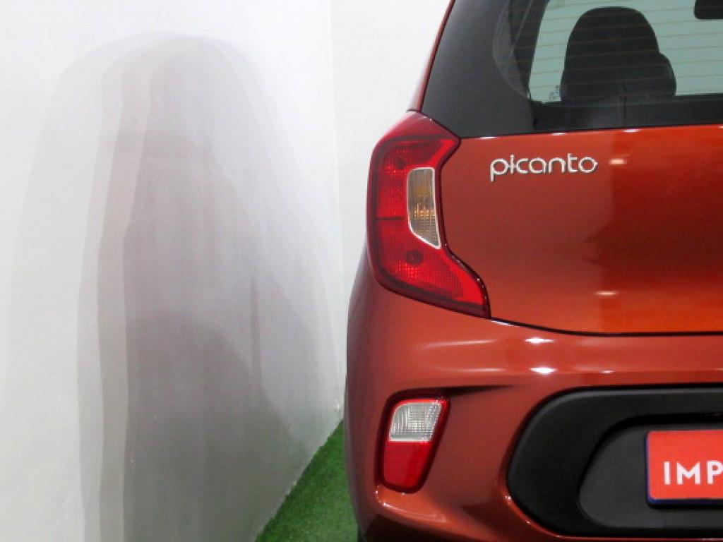 2018 Picanto 1.0 MT Start
