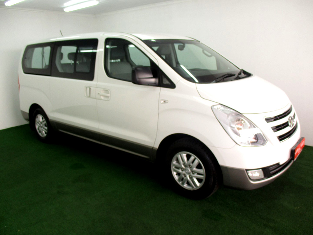 2017 H1 2.4 9 SEATER BUS M/T