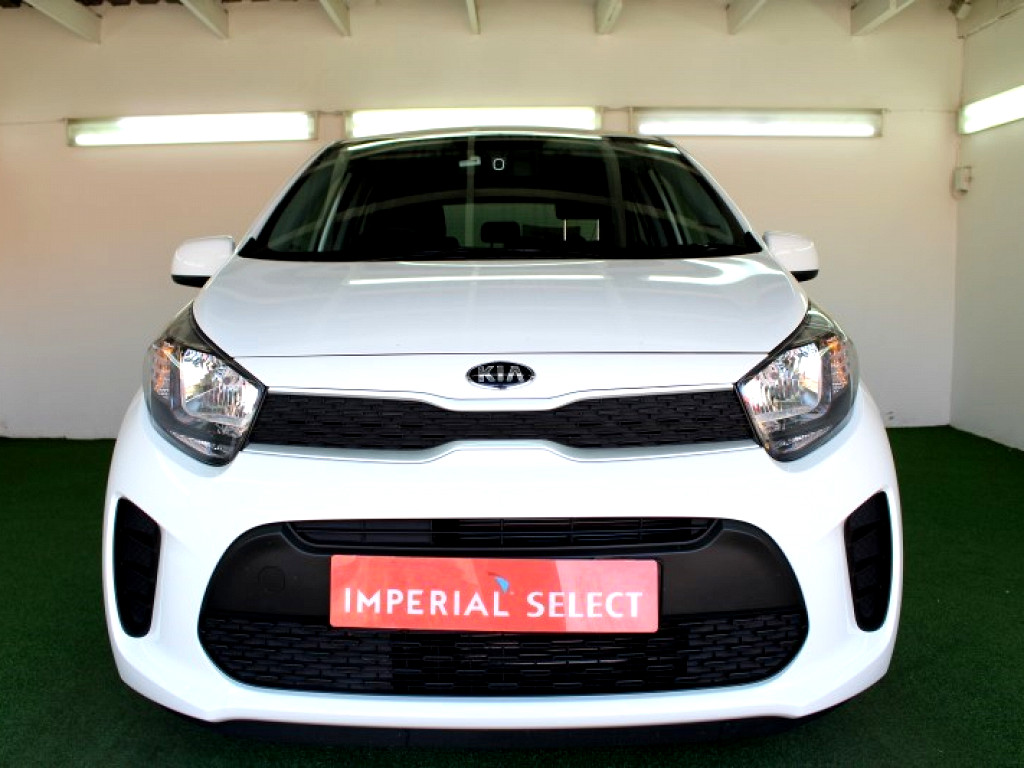 2019 Picanto 1.2 MT Street