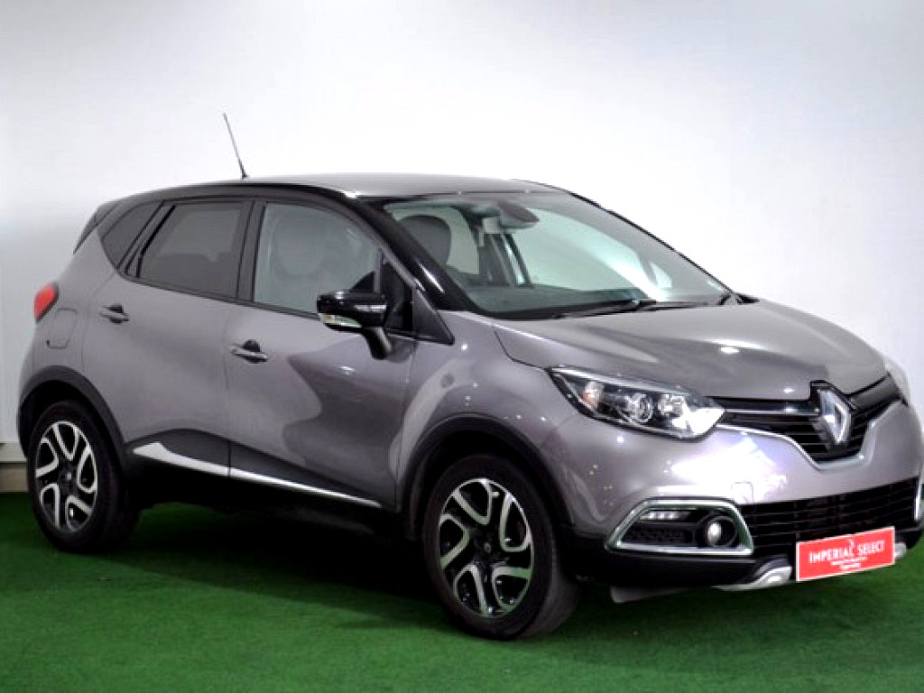 2016 CAPTUR DYNAMIQUE EDC 88KW TURBO