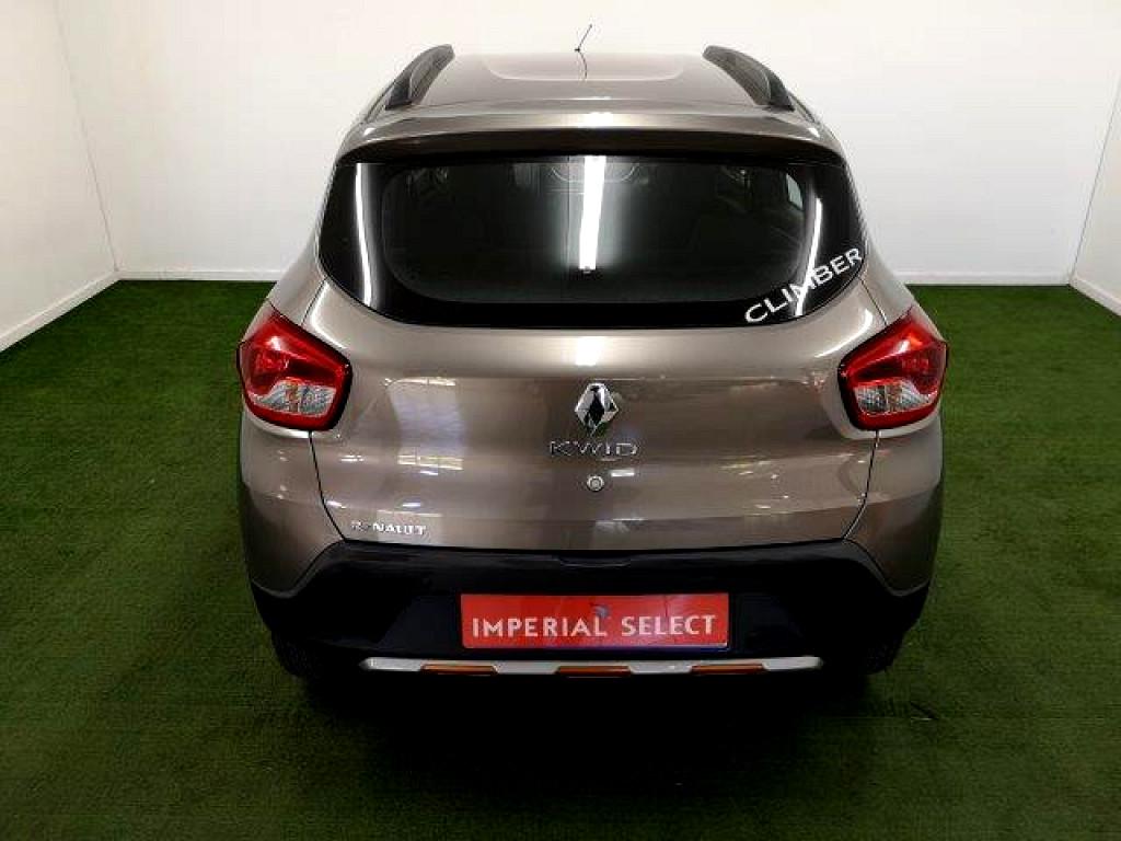 2019 Renault Kwid 1.0 Climber 5dr