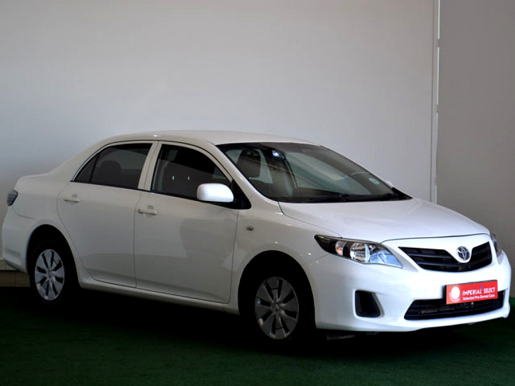 Used Toyota Corolla For Sale Imperial Select