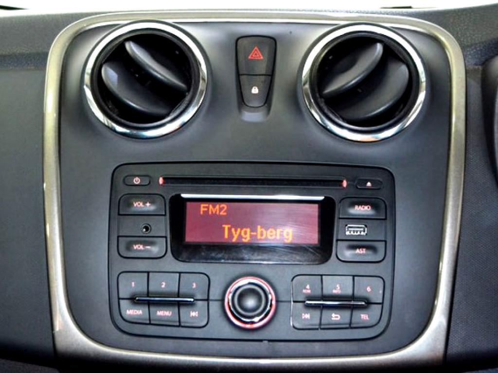 2014 Renault Sandero 900 T Dynamique