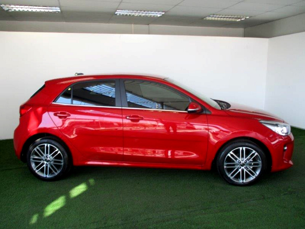 2019 KIA RIO 1.4 TEC 5‑DOOR AT
