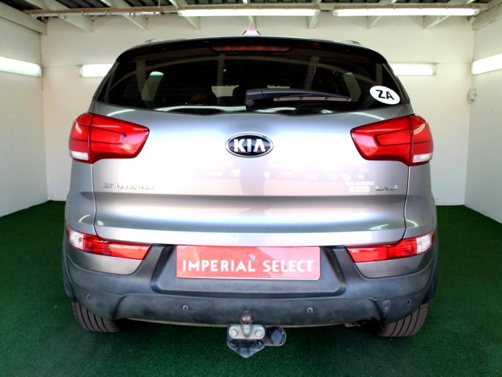 2014 Kia Sportage  2.0 Crdi  Awd