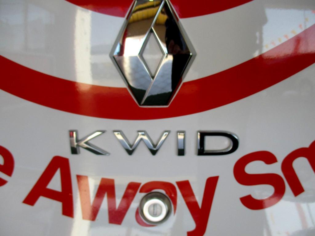 2017 KWID 47KW DYNAMIQUE