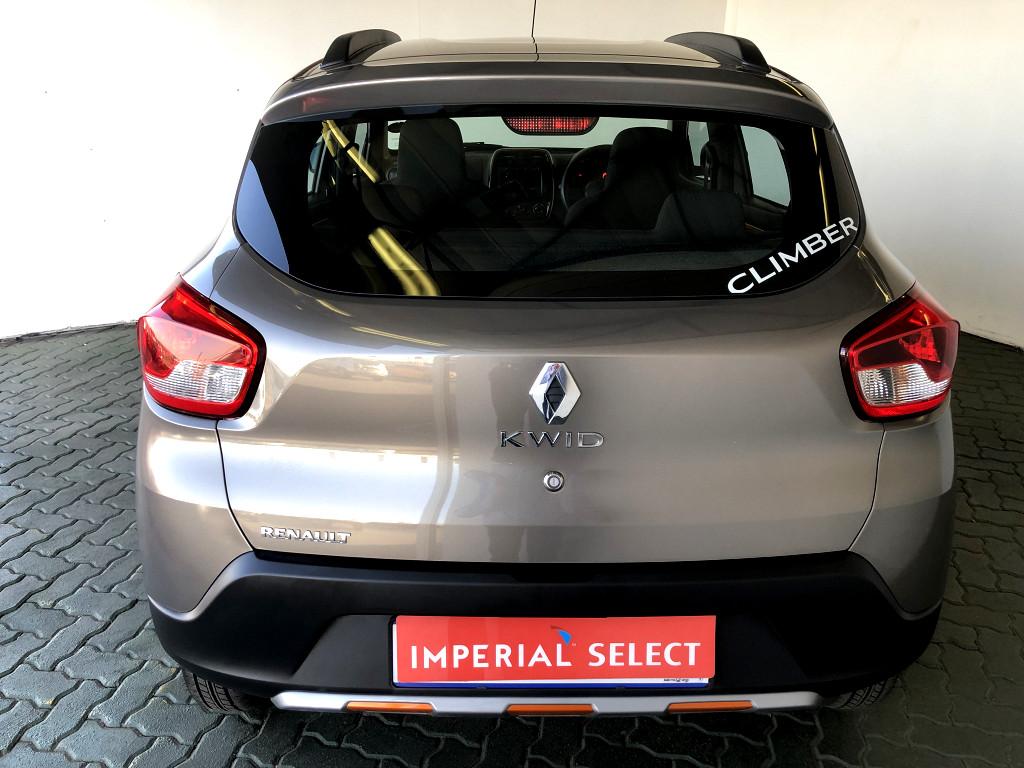 2018 Renault Kwid 1.0 Climber 5dr