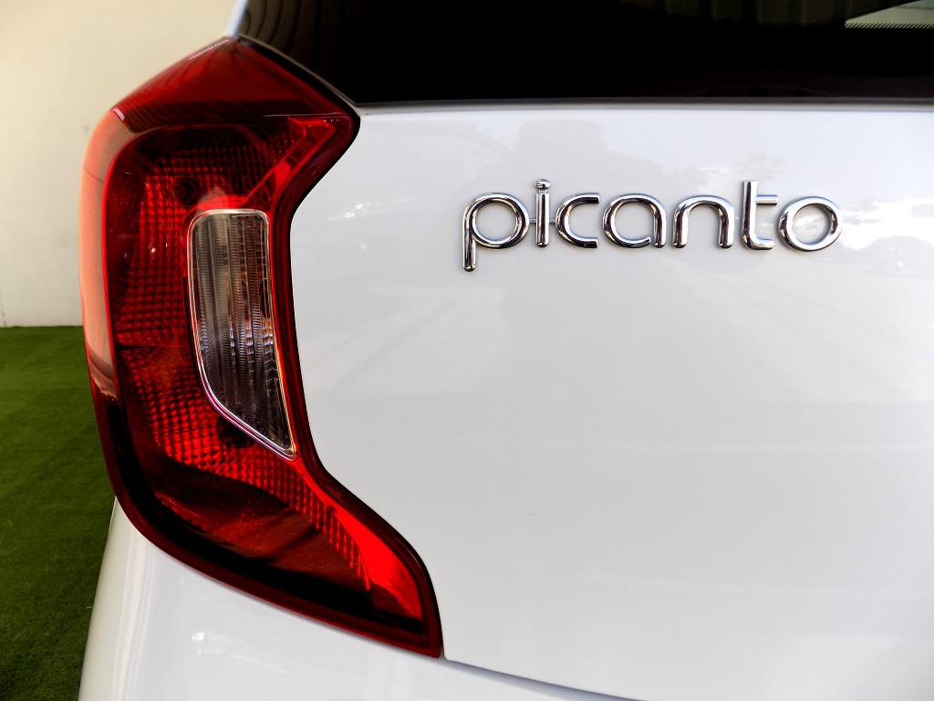 2017 Kia Picanto 1.0 Street