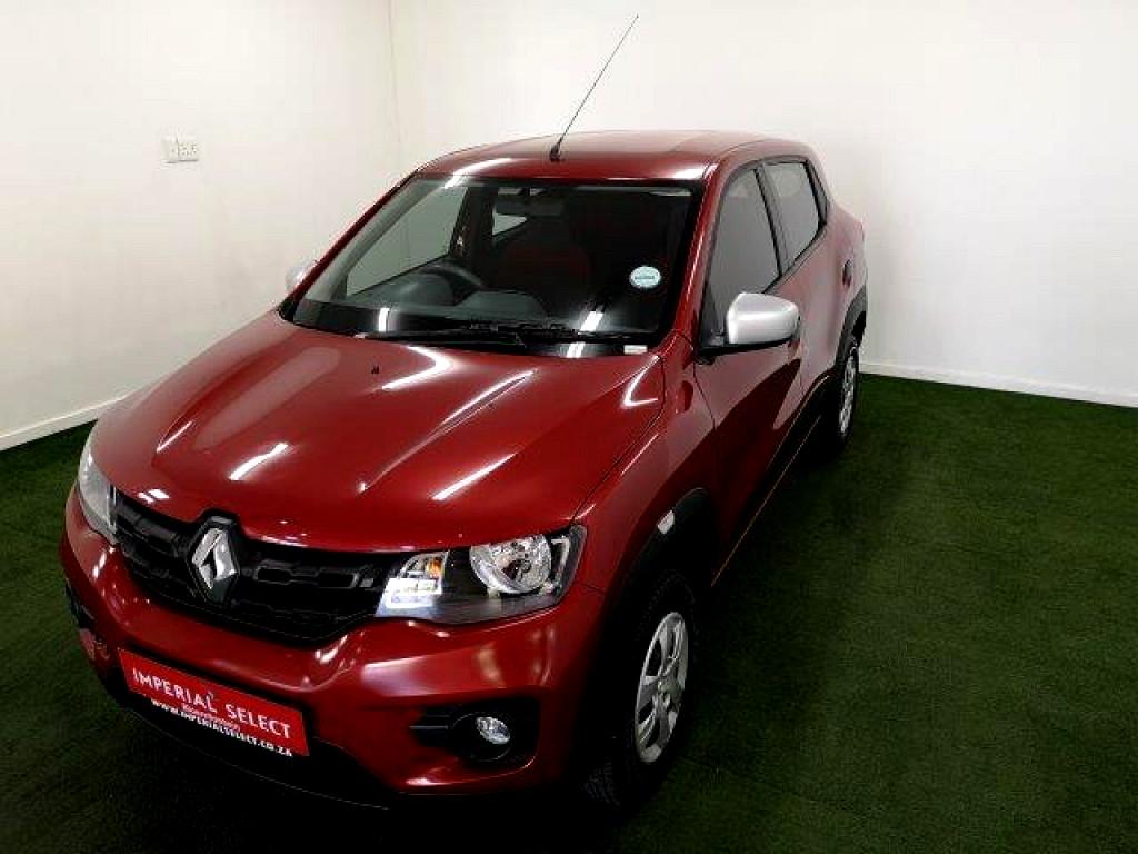 2017 Renault Kwid 1.0 Dynamique 5dr