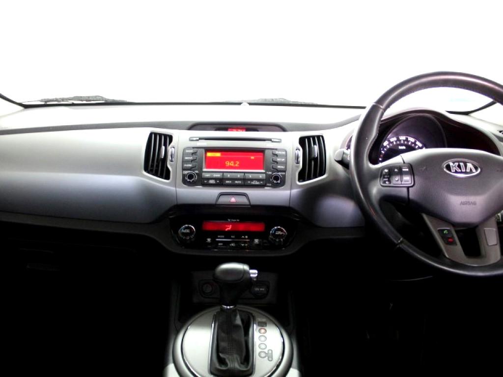 2015 SPORTAGE 2WD 2.0D AUTO