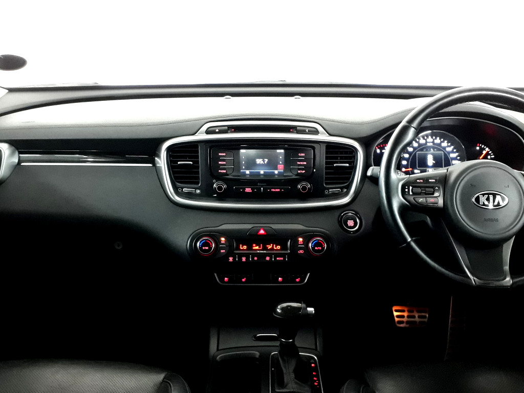 2016 Kia Sorento 2.2d Awd a/T 7 Seater Sx