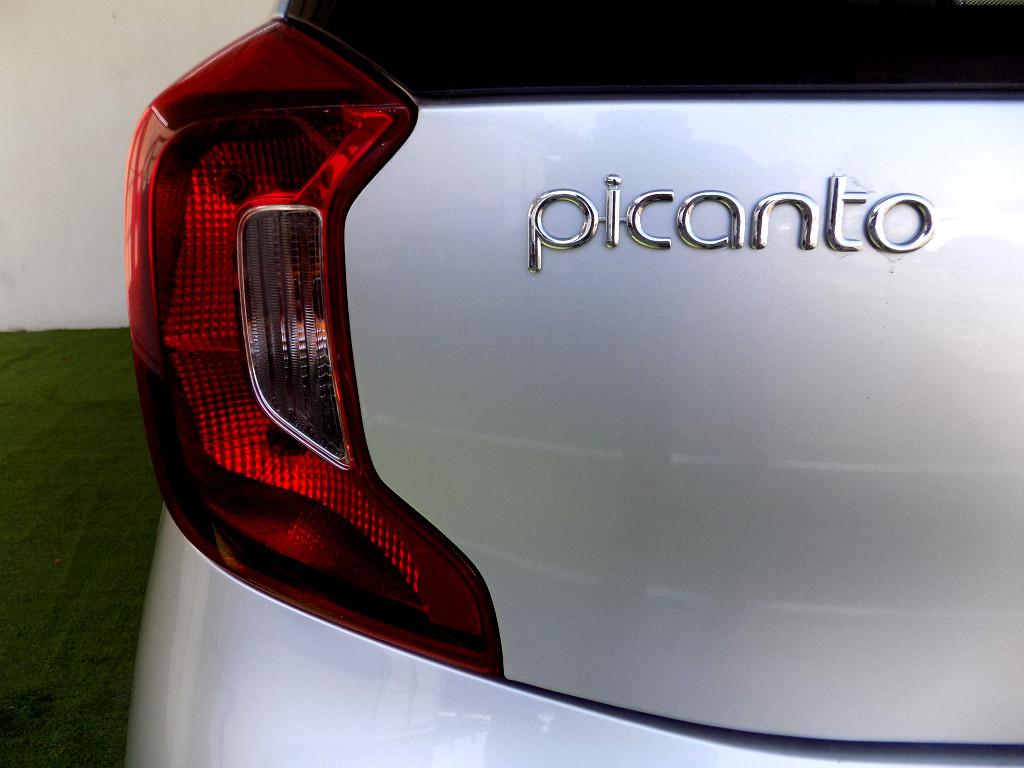 2017 Picanto 1.0 MT Street