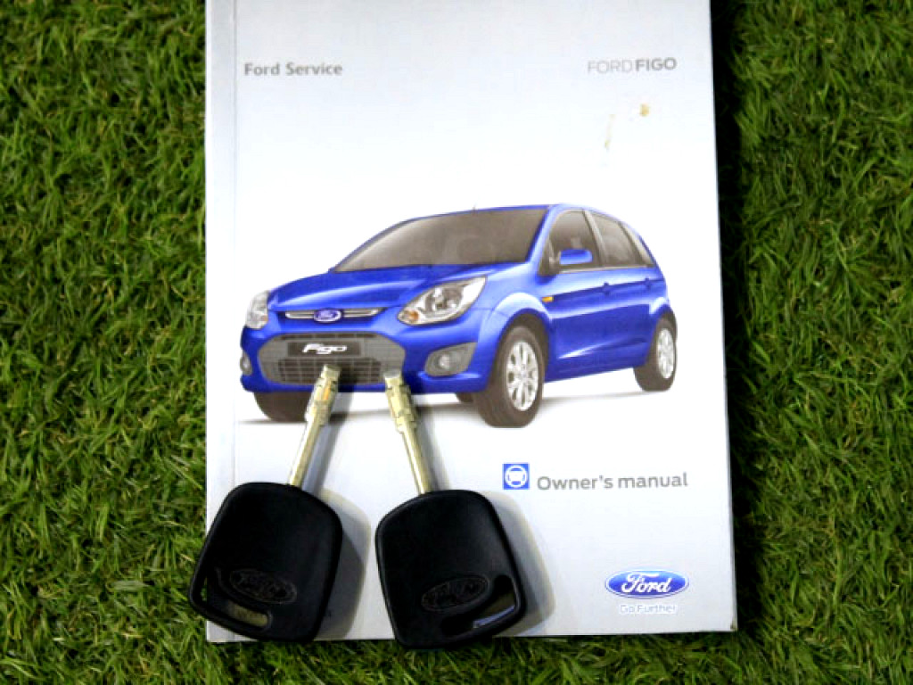 2014 Ford Figo Figo 1.4 Ambiente