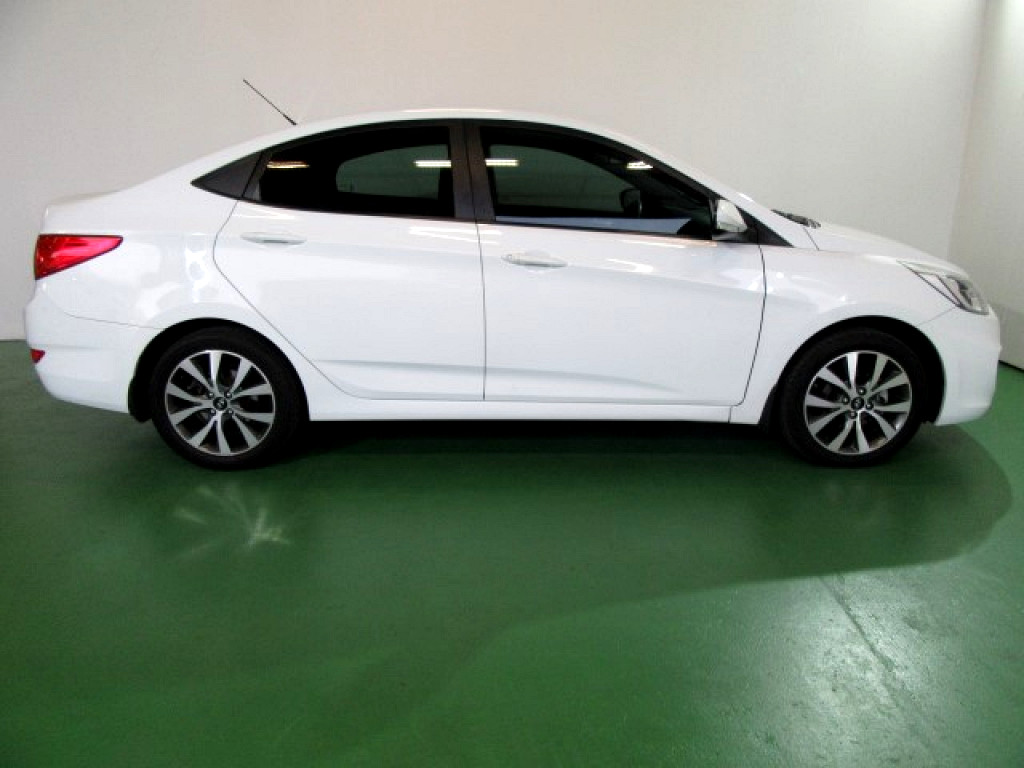 2017 HYUNDAI ACCENT 1.6 GLS AT
