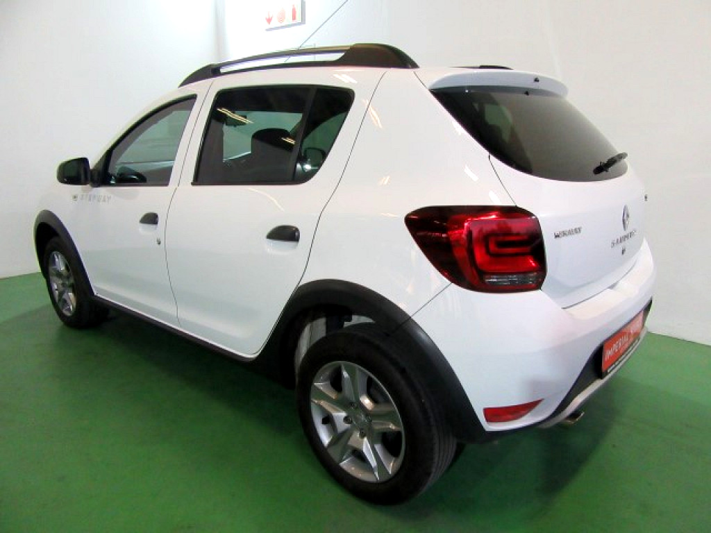 2017 RENAULT SANDERO 0.9 TURBO STEPWAY EXPRESSION