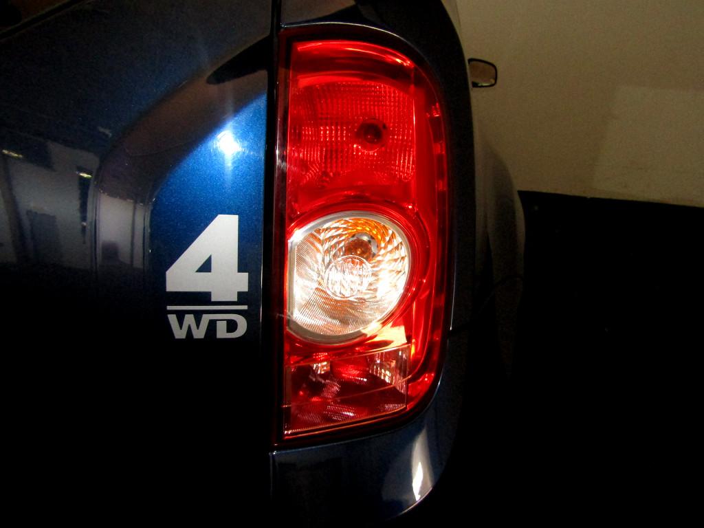 2016 Renault Duster Duster 1.5 Dci Dynamique 4x4