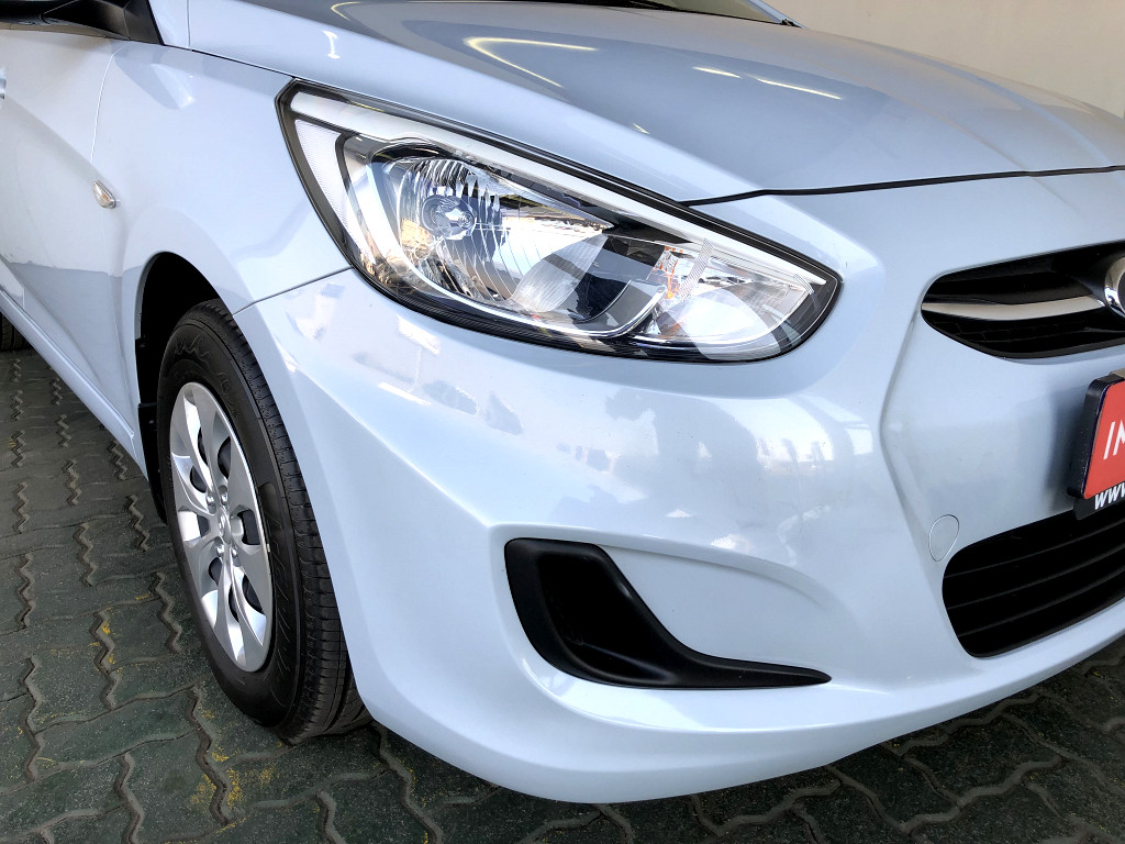 2017 ACCENT 1.6 GL MOTION MANUAL