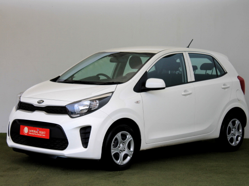 2018 PICANTO 1.0 M/T STREET