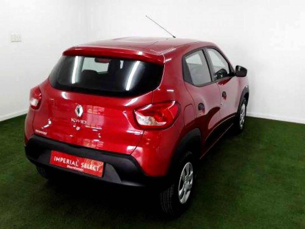 2020 Renault Kwid 1.0 Expression 5dr